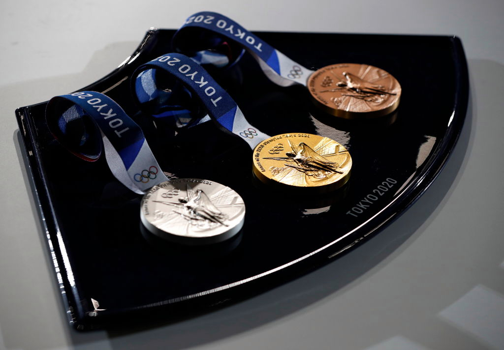 This is how the list of medals was in the previous Olympics, did your country perform better or worse in Tokyo?