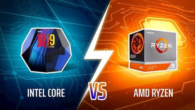 AMD vs Intel - Cuota de mercado Q2 2021