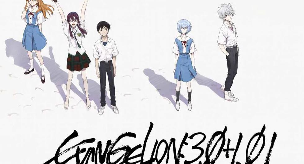 """""""Evangelion: 3.0 + 1.01 Thrice Upon a Time"""": time, release date, and everything you need to know about the movie    Amazon Prime Video    Hideaki Ano    """"Rebuild Evangelion""""    USA    United States    Peru    Japan    TVMAS"""