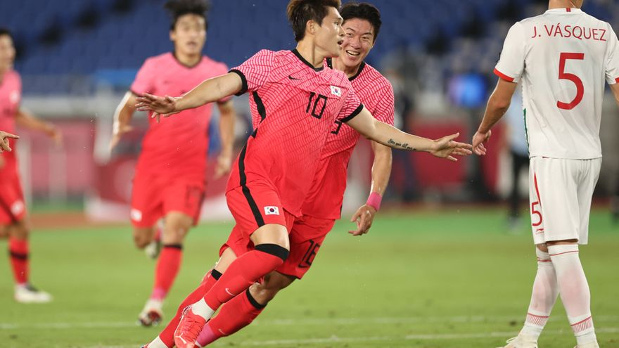Japan meet Spain in the semifinals after beating New Zealand