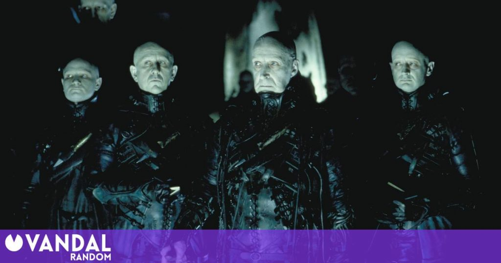 Dark City will feature the Alex Proyas-supervised series