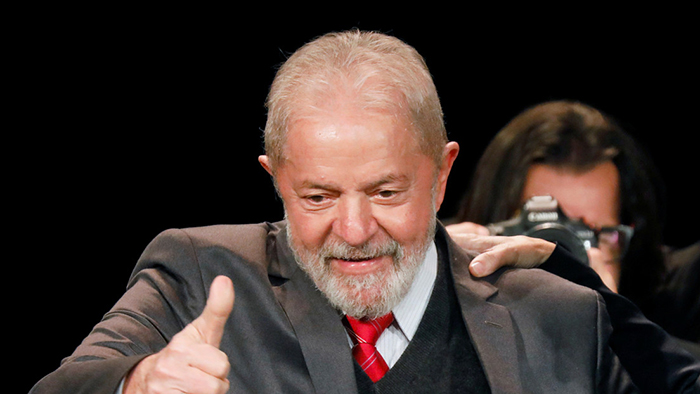 """Lula da Silva: """"Brazil does not deserve to be ruled by genocide"""""""