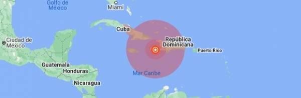 A new earthquake in Haiti hits eastern Cuba - Juventud Rebelde