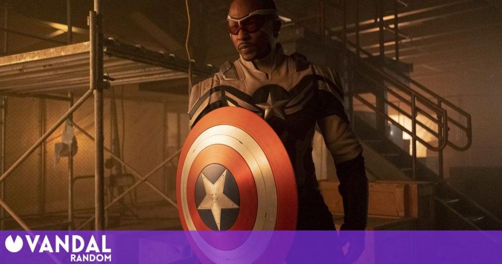 Captain America 4: Anthony Mackie returns as Marvel hero
