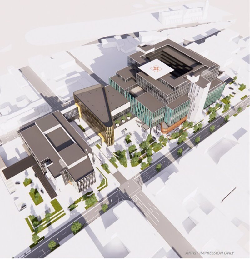 ACS enters New Zealand's largest hospital project worth 80 880 million