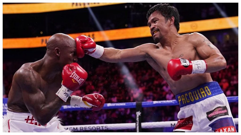 Boxing: Pacquiao has already spoken about revenge on Augs: 'He was one of my easiest competitors'