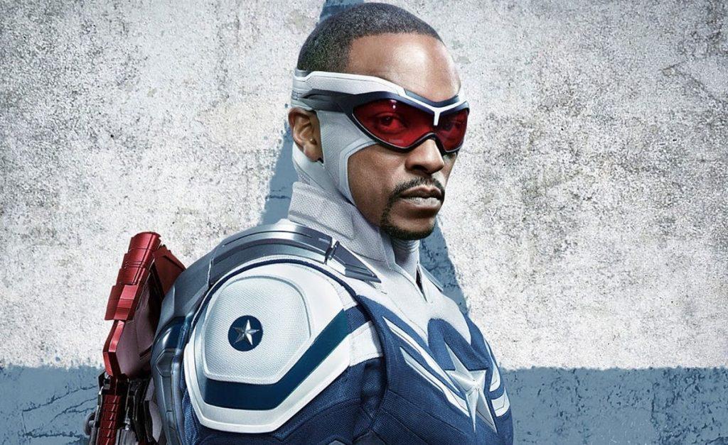 Anthony Mackie firma contrato con Marvel para regreso como Capitán América
