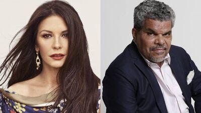 Catherine Zeta-Jones and Luis Guzman will star as Morticia and Gomez Addams in Netflix series 'Wednesday'