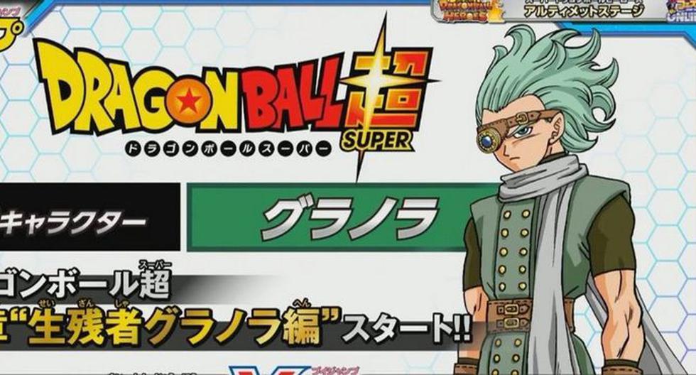 Dragon Ball Super: Granola still has a lot of development in the manga according to Toyotaro |  Dragon Ball |  Anime |  manga |  Mexico |  SPORTS-PLAY