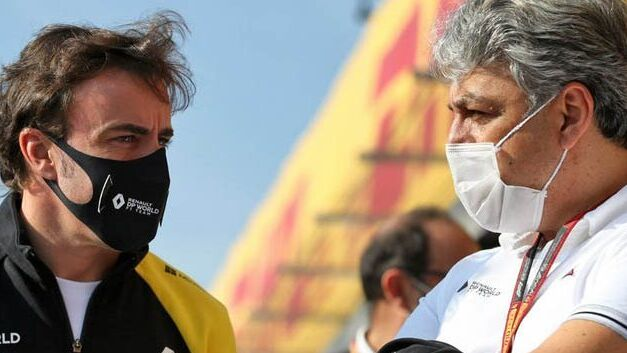 F1 2021: Fernando Alonso's 'mania' making the Alps climb
