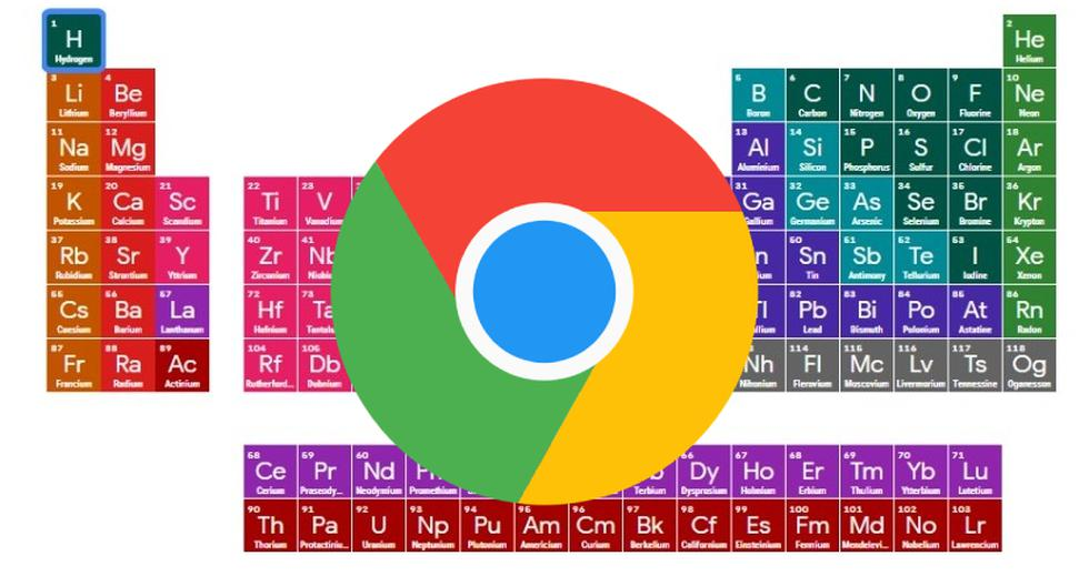 Google: How to use the new 3D periodic table created by Chrome    Android    iOS    iPhone    Applications    Applications    Smartphone    Mobile phones    viral    United States    Spain    Mexico    Colombia    Peru    nda    nnni    SPORTS-PLAY