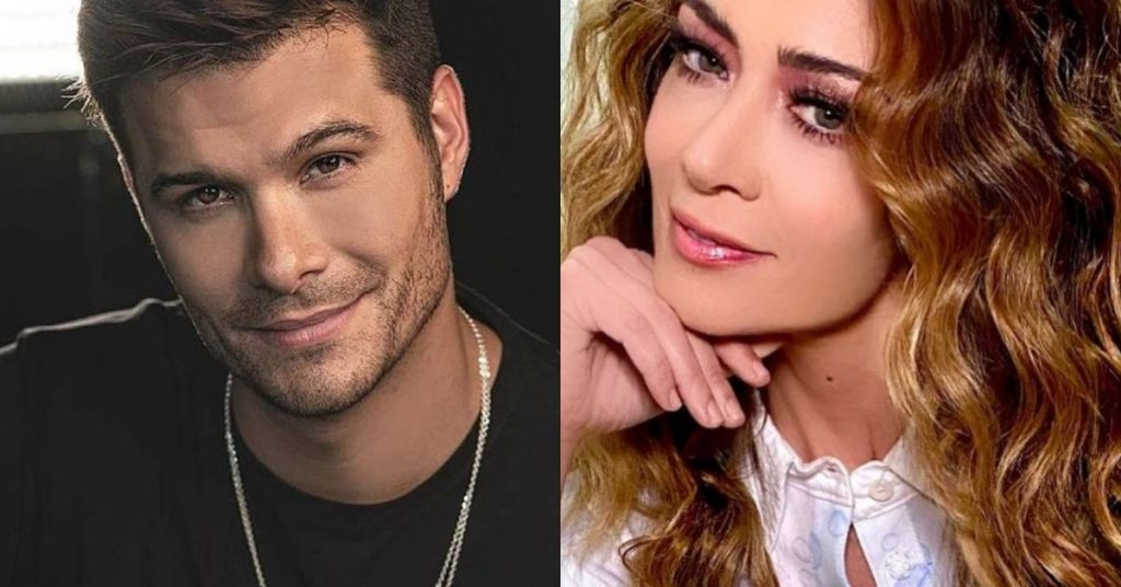 """How was the start of filming for """"Again to see: the telenovela"""" that Brandon Beanish and Annette Michel arrived on Televisa"""