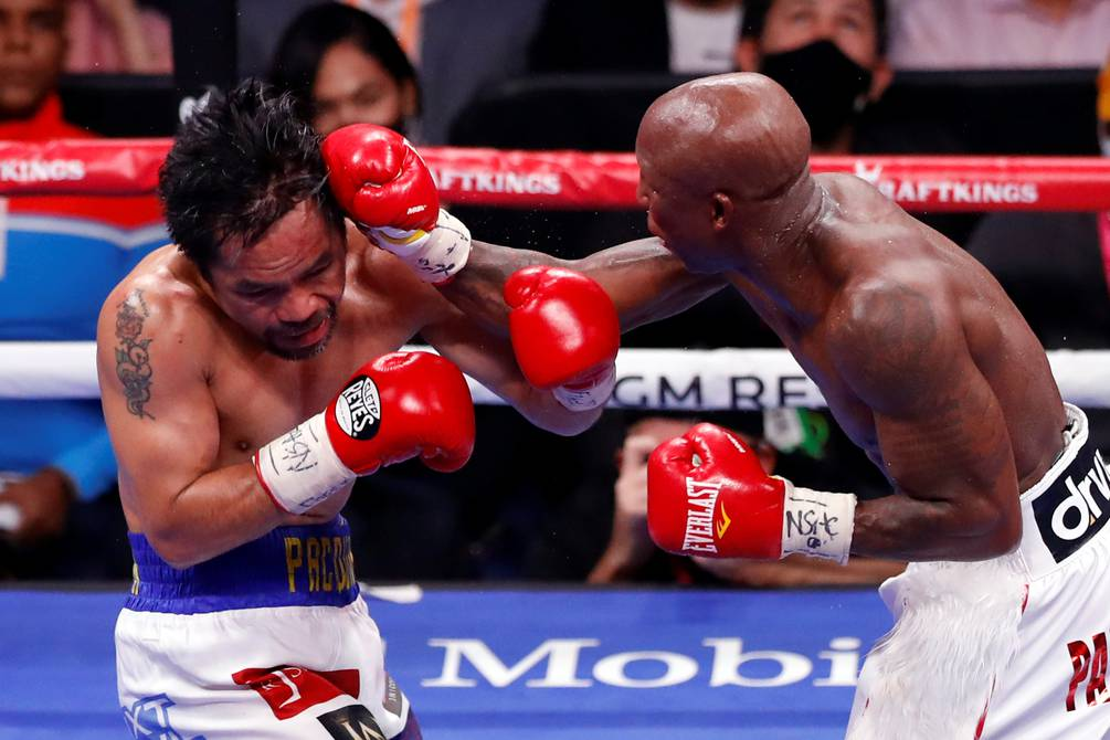 Manny Pacquiao is open to Cuban Yordenis Ogas |  Other sports |  Sports
