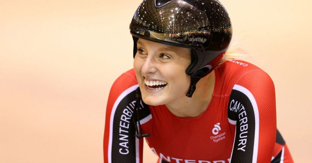 New Zealand Olympic cyclist Olivia Bodmore has died