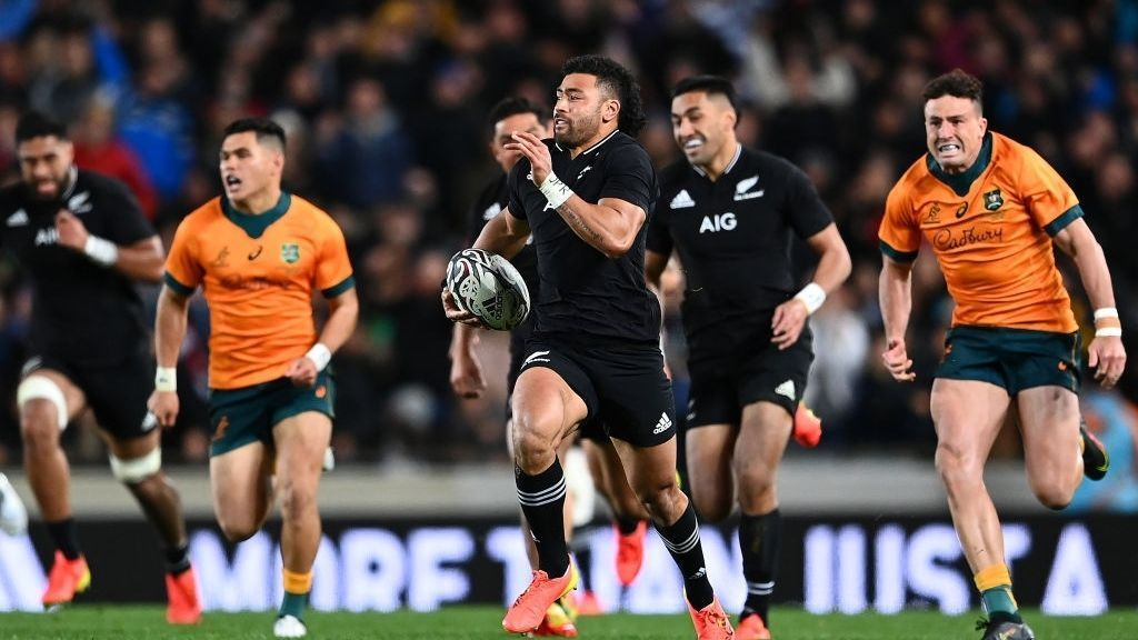 New Zealand played good rugby and beat Australia for the 21st time at Eden Park