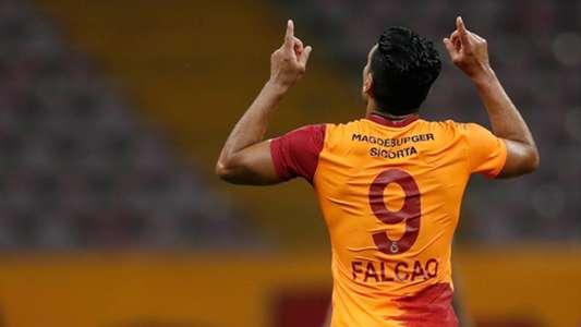 Terim Falcao left Garcia without the Europa League