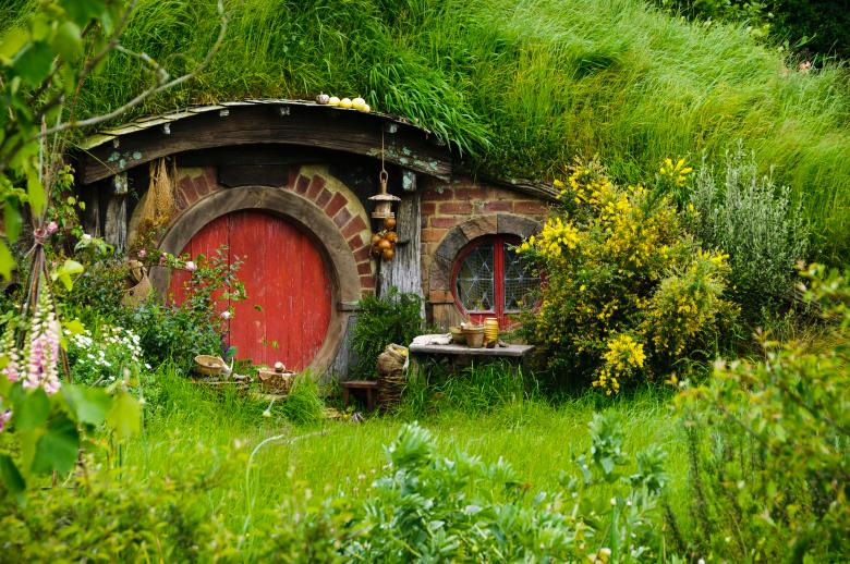 The Shire, the Lord of the Rings
