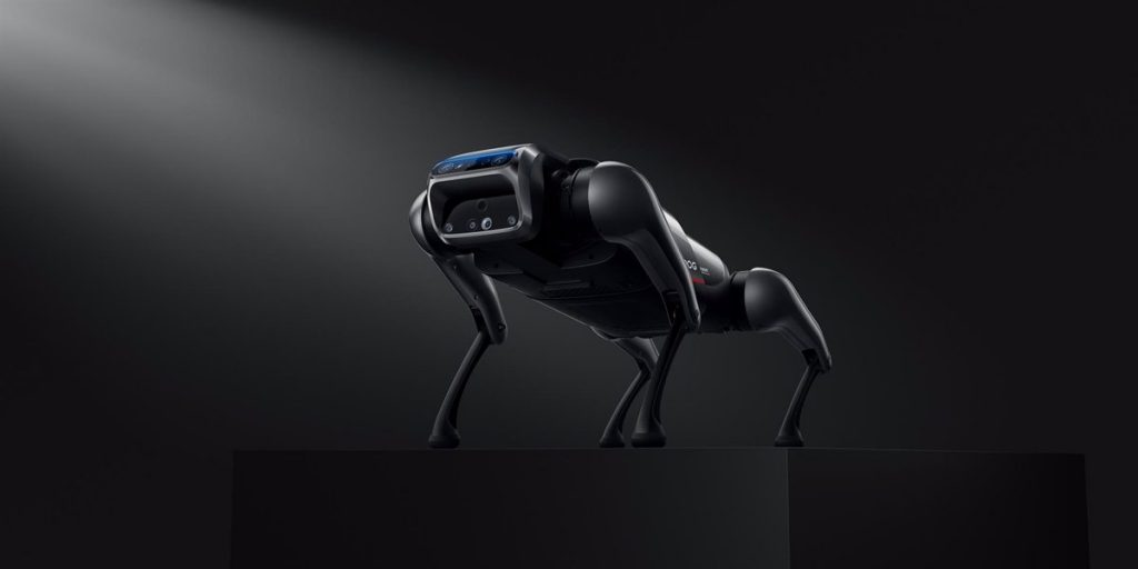 Xiaomi introduces a four-legged robot inspired by a dog, CyberDog