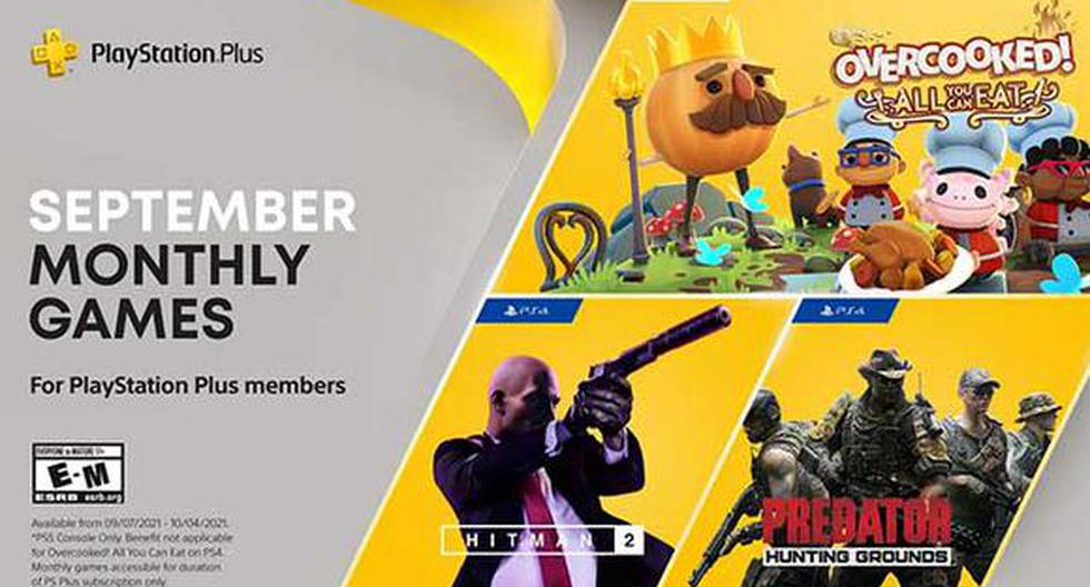 PS Plus: September's Free Games on PlayStation Subscription |  PS5 |  PS4 |  video games |  SPORTS-PLAY