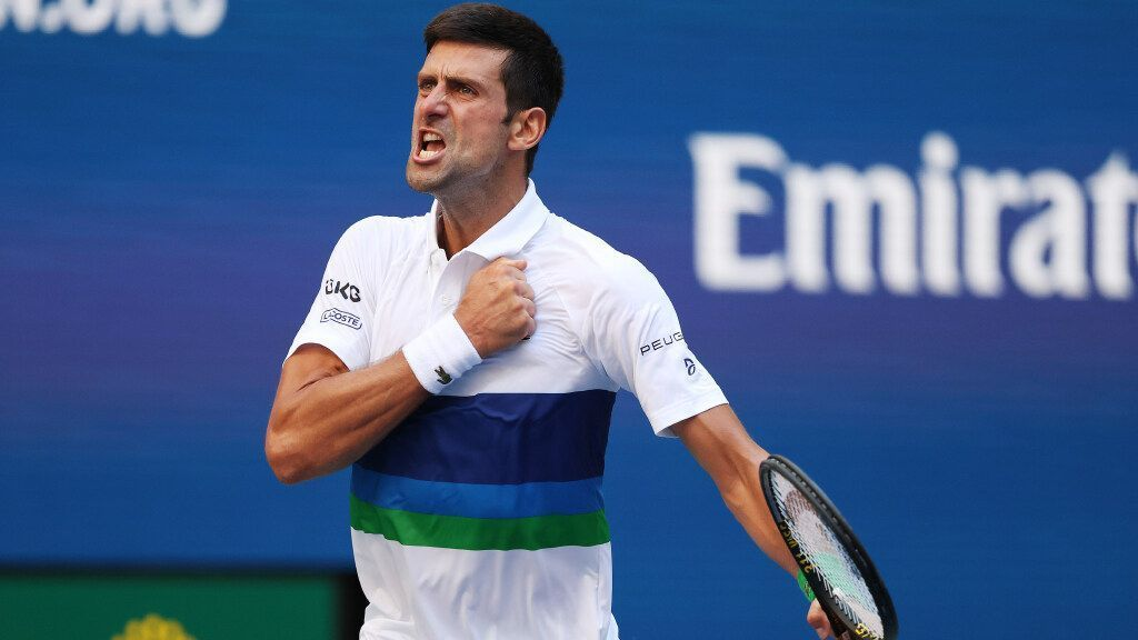 Djokovic seeks a place in the quarter-finals of the US Open for the twelfth time