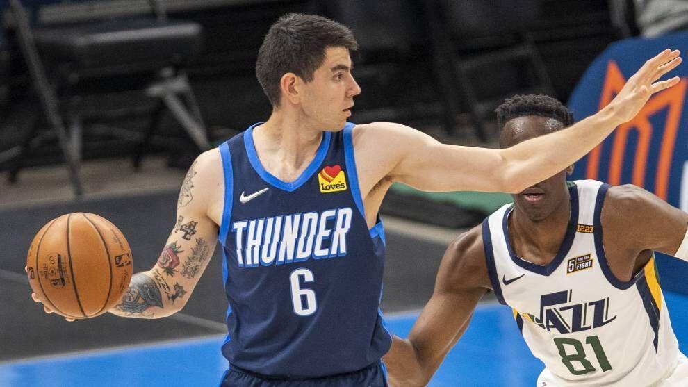 NBA: Gabriel Dick's uncertain future in the NBA