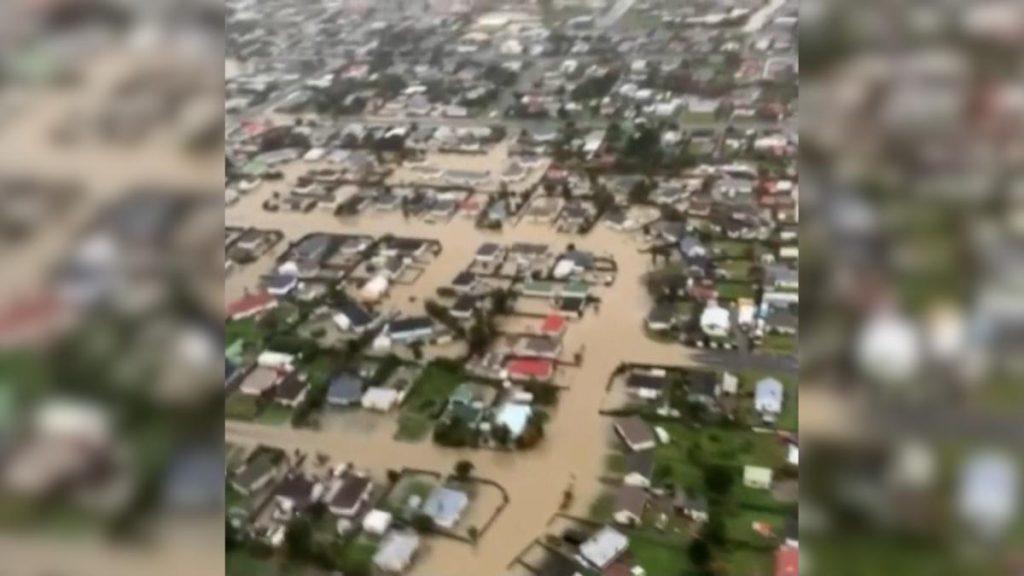 New Zealand assesses damage after unprecedented floods