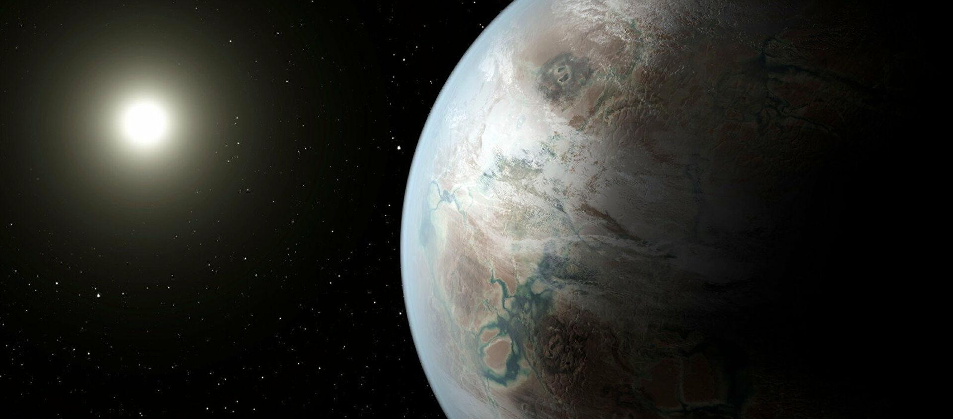 Exoplanet (reference image) - Sputnik world, 1920, 12.17.2020