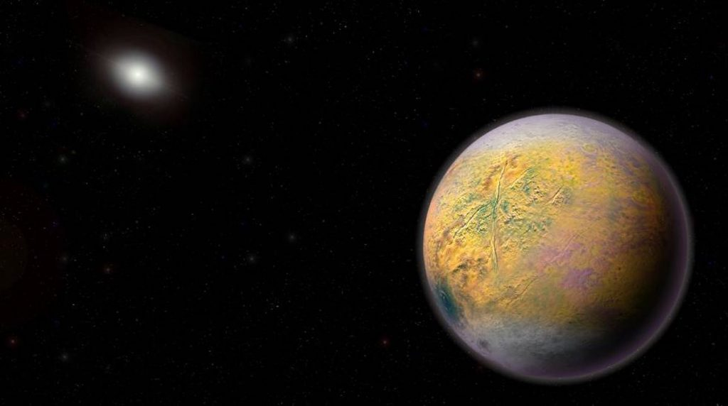 Planet 9 or Planet X: New member of the solar system club?     cosmic void