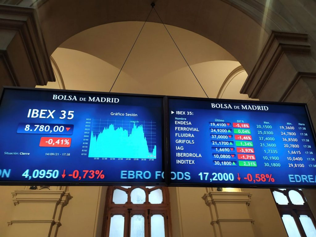 Major electricity companies suffer in the stock market after the cut in their profits approved by the government |  Economie