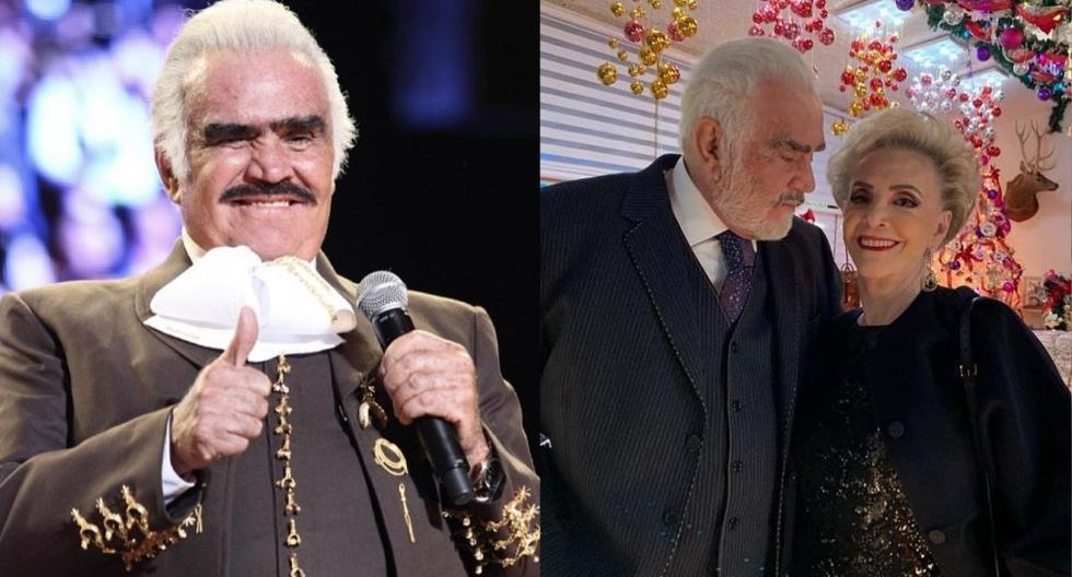 Vicente Fernandez: The wife of the Mexican singer was hospitalized in an emergency |  Doña Cuquita Mexico USA CELEBS NNDC |  Mexico