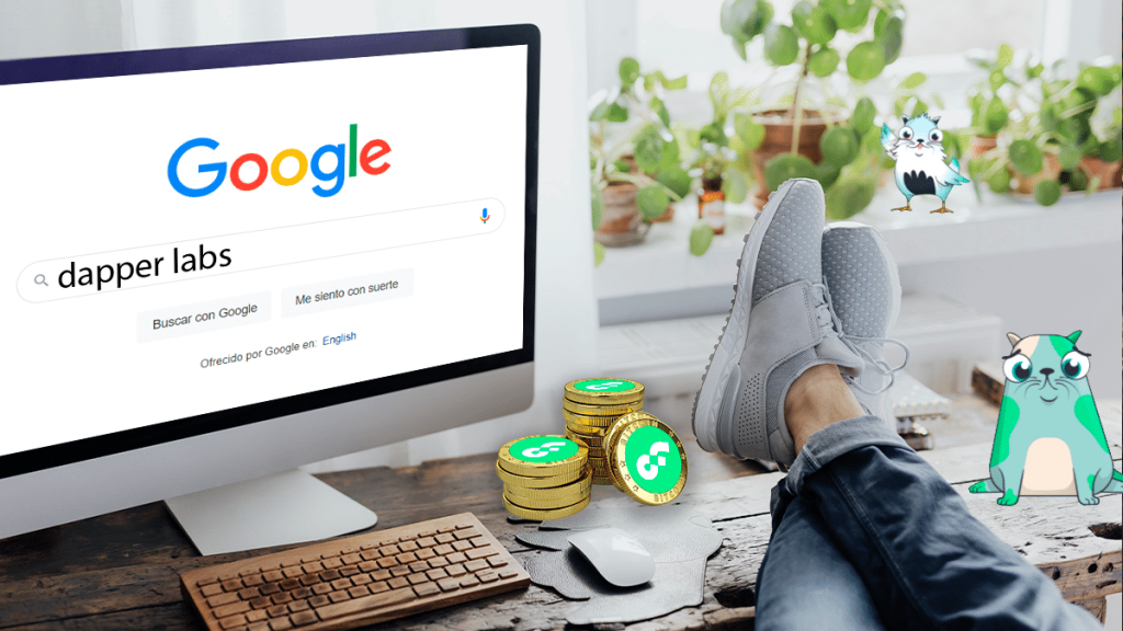Google signs alliance with NFT and blockchain gaming company Dapper Labs