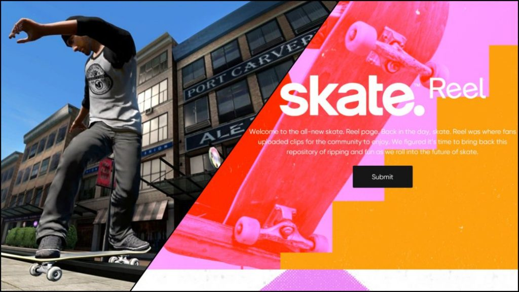 Skate launches its own content platform among the community;  This is a roller skate