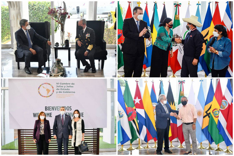 CELAC summit leaders begin to arrive in Mexico