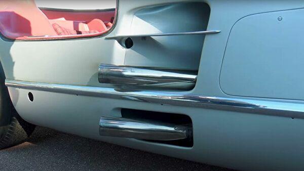 Mercedes-Benz 300 SLR Coupe - Sputnik Mondo