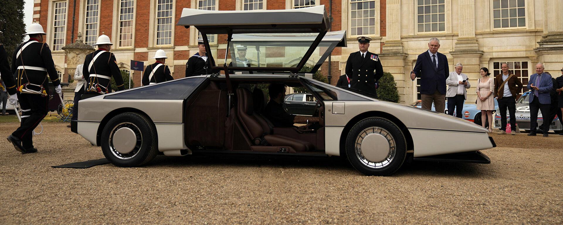 1979 Aston Martin Bulldog Concept presented in the UK - Sputnik Mondo, 1920, 09/11/2021