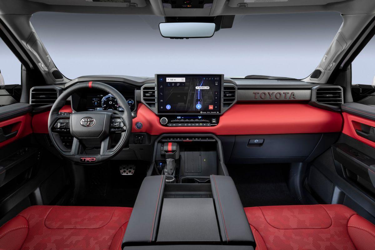 Toyota Tundra 2022.