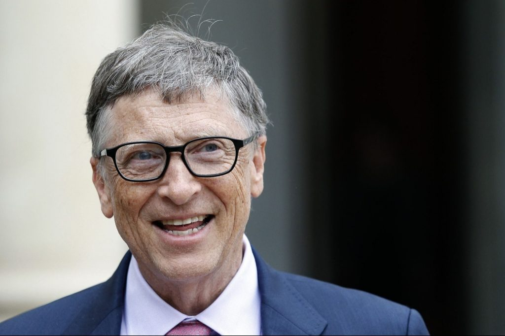 Bill Gates pushed seven big companies to invest nearly $1 billion in clean energy to fight climate change
