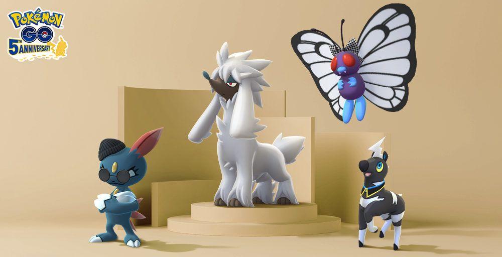 Pokemon Go Fashion Week begins with Furfrou debuting