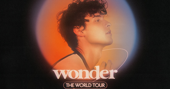 """Shawn Mendes publishes dates for his """"Wonder: The World Tour"""" 2022 