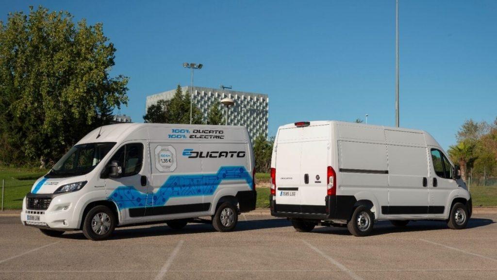 Fiat: E-Ducato, Fiat's new era in delivery fleets