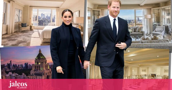 Harry and Meghan are staying at their favorite Lady D hotel in New York for over €1,200 a night