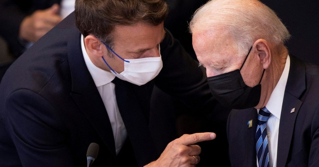 Allies and adversaries see parallels with Donald Trump in Joe Biden's foreign policy