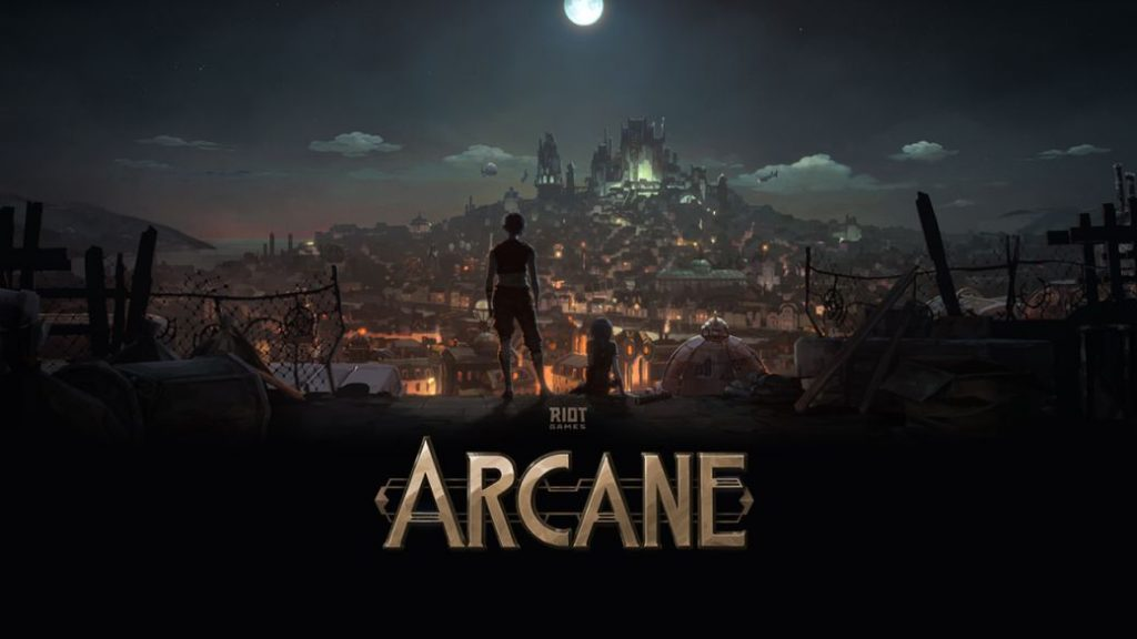 Arcane: History and the first trailer for the League of Legends animated series