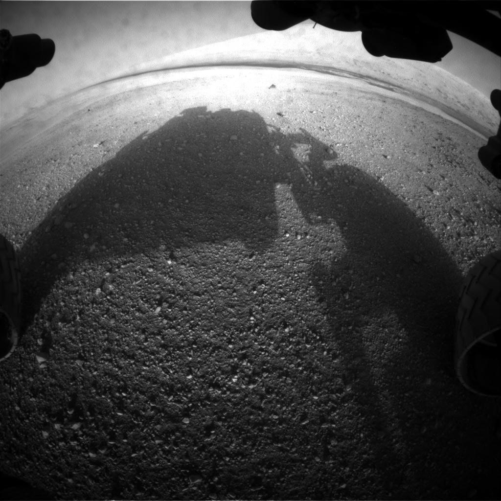 Mars curiosity photo