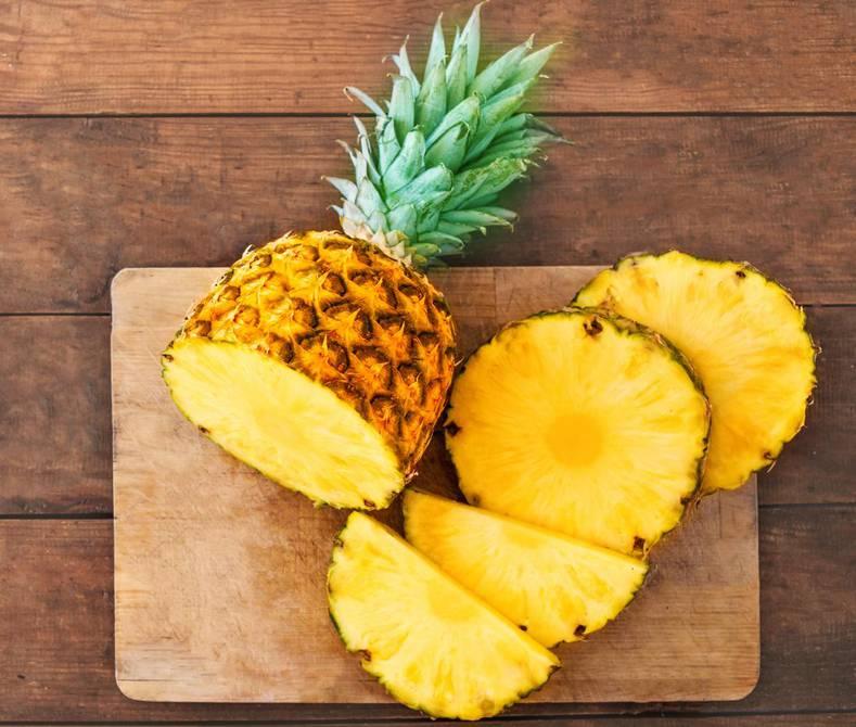 Health benefits of eating pineapple at night  Health    magazine