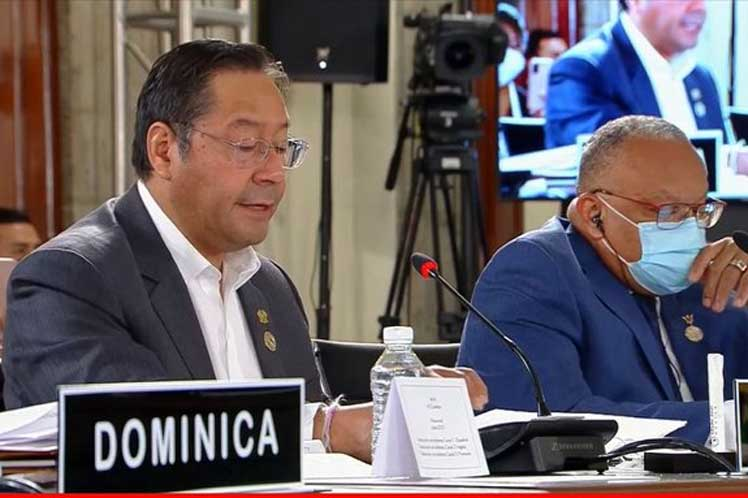 Bolivia reiterated the need to strengthen and integrate Celac - Prensa Latina