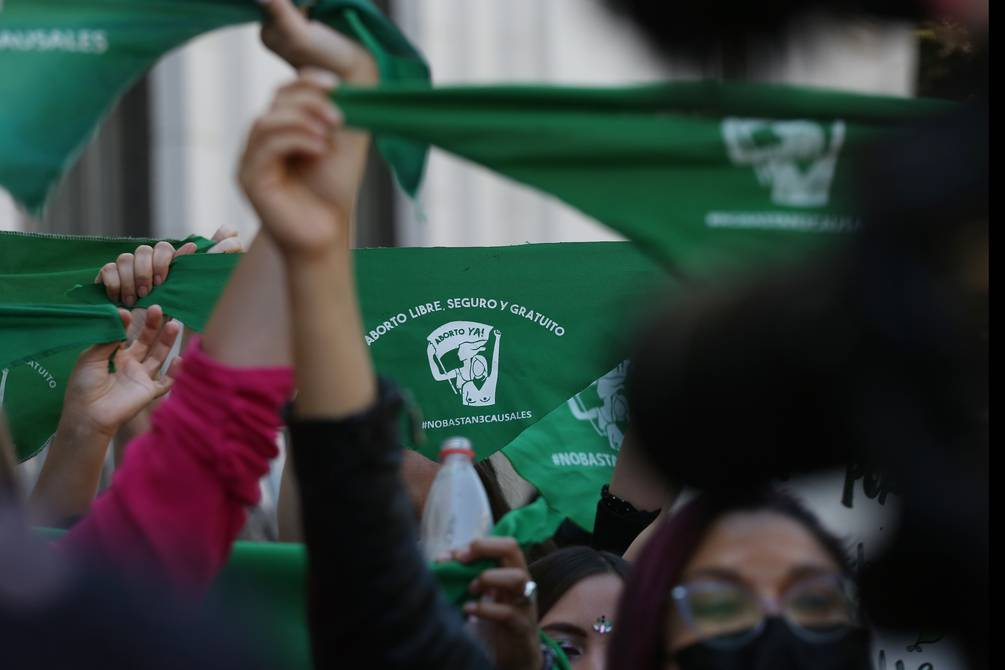 Chile's House of Representatives has approved the decriminalization of abortion for up to 14 weeks of pregnancy |  international |  News