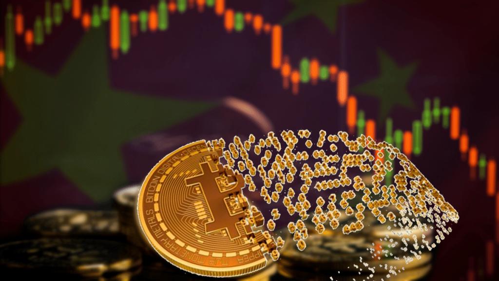 Cryptocurrency Market Loses $255,000 Million Due to China Real Estate Crisis