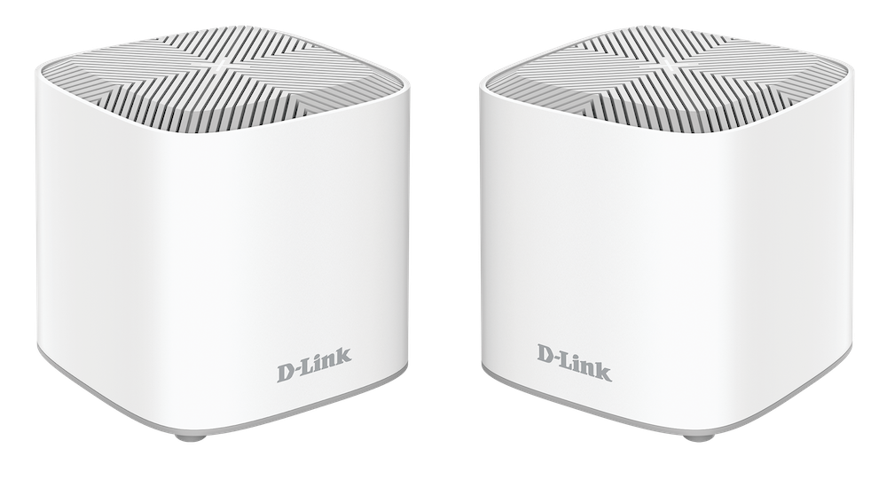 D-Link increases the performance of mesh WiFi networks with new Wi-Fi 6 node clusters