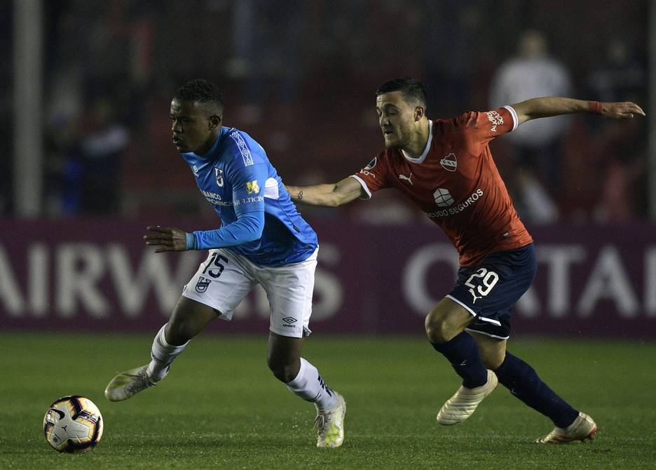 Gustavo Cortez is a new Racing Club player.  He passed the medical examination, reports Olé |  Ecuadoreans abroad |  Sports
